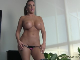 Pink lightsaber toy swallow every drop 4 big boobs big cock sucking huge cock swallow eve