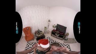VirtualRealGay.com - A very merry threesome Reeve amateur