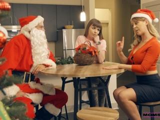 StepMom Cherie DeVille And Teen Alex Blake Fuck Santa Claus S9:E7