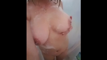 Short shower scene before work.