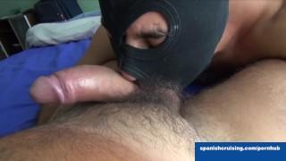 Horny Guys Fucking Black cock