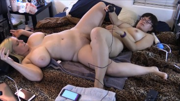 Dildo for 2 with Tegan Trex Part 2