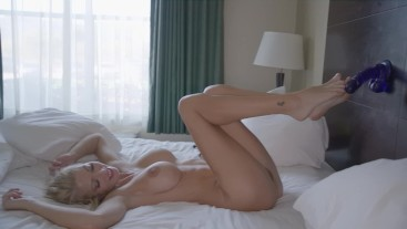 Hotel Photoshoot Orgasms & Feet Play