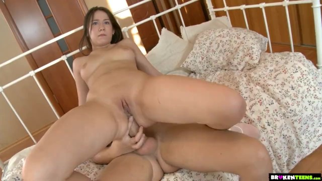 Petite Brunette Teen Rims And Rides