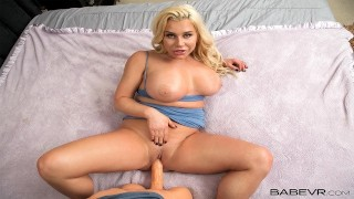 BaBeVR.com Big Titted Babe Spencer Scott Rewards You With Great Sex