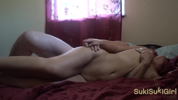 Creampie then ANAL with amateur couple for morning sex