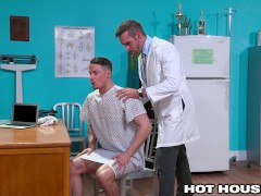 HotHouse My Doctor Is A Daddy & I Think He's So Fucking Hot!