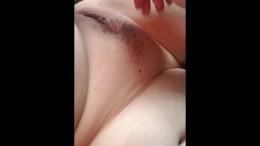 Full Body. Cumming With My Toy