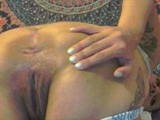 Tiny Latina has Projectile Squirt Climax
