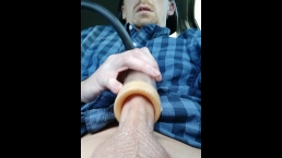 Sex Machine Making Cum Fly Out Like A Blender part 2