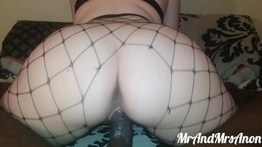 Stripper with creamy pussy rides me reverse cowgirl - POV