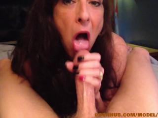 Sexy Milf Marie Enjoys Shadow's Cock (Debut Video)