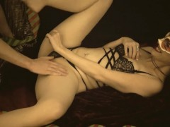 12 DAYS OF XXX-MAS: Real Female Orgasms & Hard Cock Edging with HOT COUPLE!
