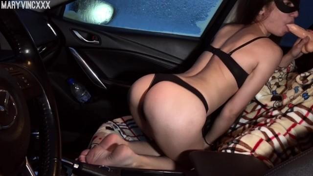 i love to masturbate in my black panties - MaryVincXXX