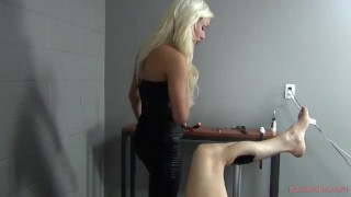 femdom handjobs and cumshots compilation with strapons
