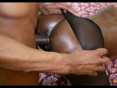 Cheating Wife gets Orgasms While Husband is Away Pt.2