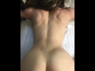 Big ass cuban porn hot blonde wife fucking doggystyle, wife young blonde doggy doggystyle hot