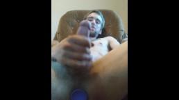 Cum Shot and But Plug.....(Fun Times)