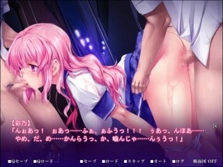 hentaigame.tokyo – The schoolgirl is fucking some guys on the streets