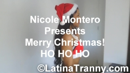 HO HO HO Merry Christmas and Happy Holidays everyone! Trans Handjob CUM