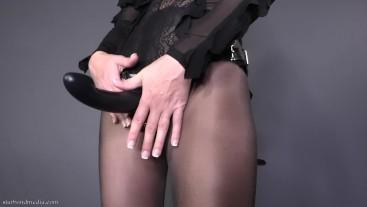 Coerced Bi Boots - Femdom POV Star Nine FULL VIDEO