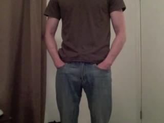 Bulging in jeans