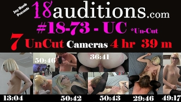 #18-73-UC 7 UnCut Cameras (4 Hrs 39min Total) from Clip #18-73