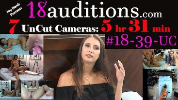 #18-39-UC 7 UnCut Cameras (5 Hrs 39min Total) from Clip #18-39