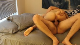 Beautiful Amateur Slut Gets Creampied and Cuddled