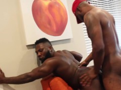 Check out these two bros fuck around with each other