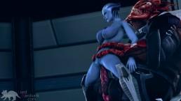 Blue Star Episode 3 - Mass Effect [lordaardvark]