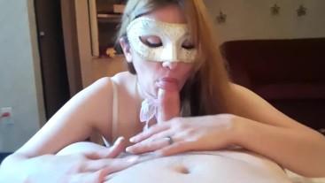 Gorgeous Sensual handjob from Beautiful girl!