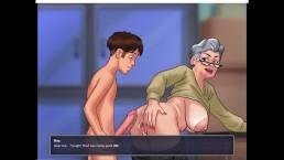 SummerSaga PK and Roz Sex in Hospital Ward
