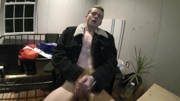 Straight bro caught watching gay porn