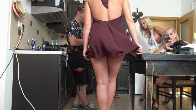 Porn behind the sceans No panties bare ass ventilator this is for upskirt candid voyeur lovers