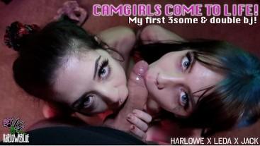 PornHub dobbel blowjob nastiest orgie