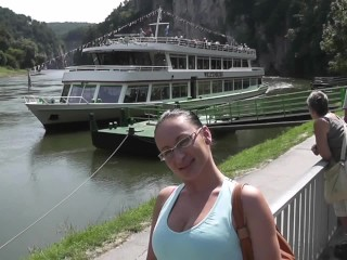 Www Sexi Filme Fucked On The Cruise Ship ! Big Tits Blowjob Hardcore Public Reality