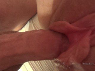 Foto sexy sunny leone juicy fuck and cum on tits in the noisy hotel room, mom mother point of view milf cumshot cum on tits