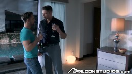 FalconStudios Met A Daddy At The Bar & Went Back 2 His Place!