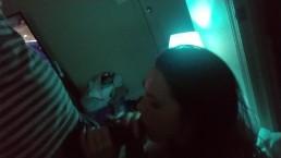Darkroom deepthroat