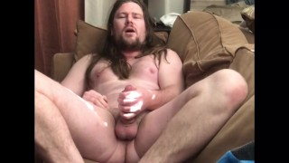 Couch cock canadian chronicles masturbation jack