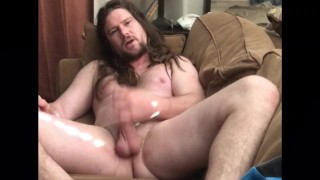 Couch Cock - Canadian Chronicles Off jerking