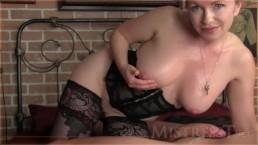 Mistress T Blowjob Or Chastity