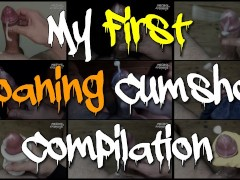 My Moaning Cumshot Compilation