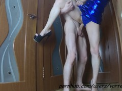 Hot Suck and Standing Fuck