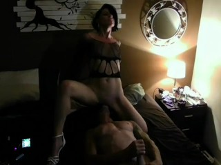 Gay anal girlfriend watches stories