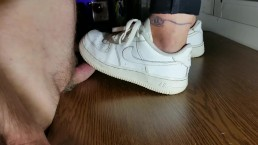 Trampling with Nike Air Force 1 (Trailer)