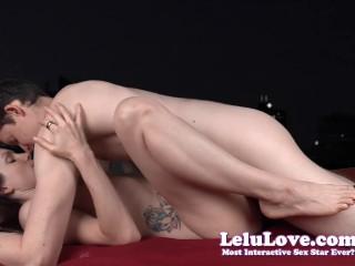 Alison morre lelu love-my last fuck of 2018, lelu lelu love amateur homemade fetish
