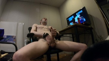Str8 Teen Watching Straight Porn [onlyfans.com/Flint-Wolf]