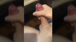 Talking dirty and masturbating to porn